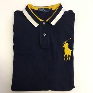 Men's Polo Ralph Lauren Big Pony Shirt 2XL